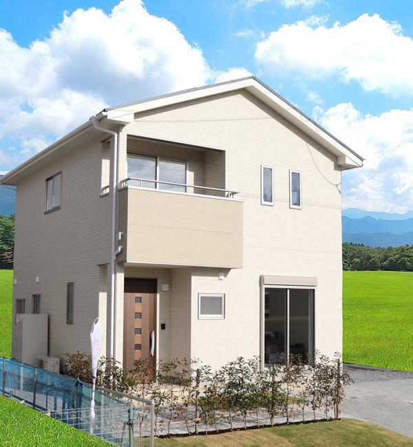 768万円の家1