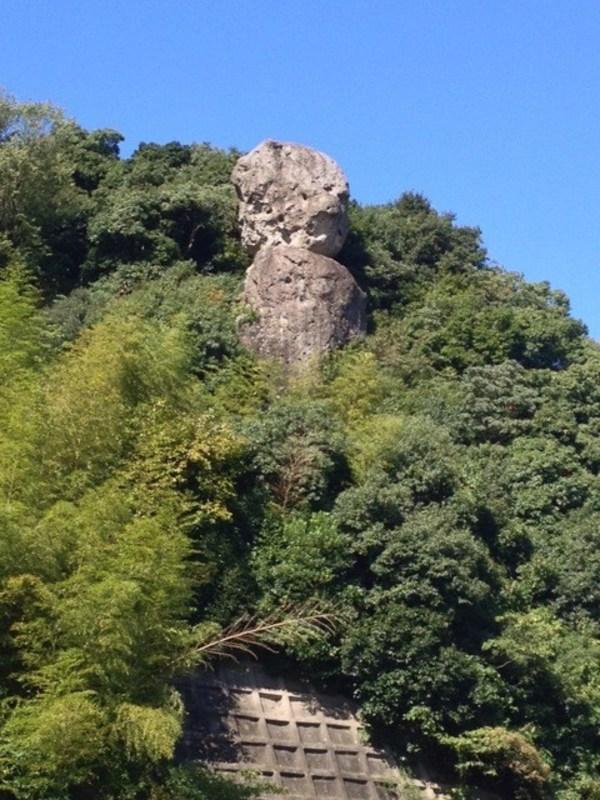 合格祈岩のさばくさらかし岩♪