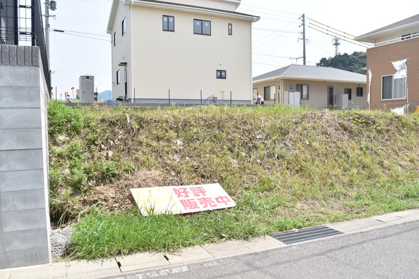 土地のご紹介【長崎市豊洋台】