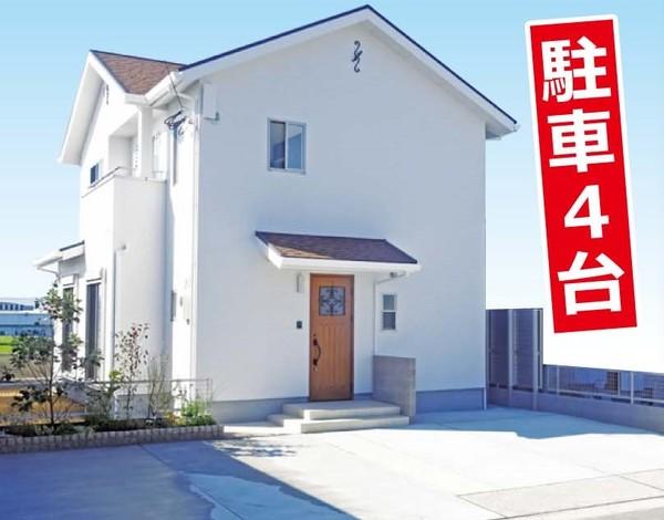 古賀島町 新・モデルハウス完成見学会!