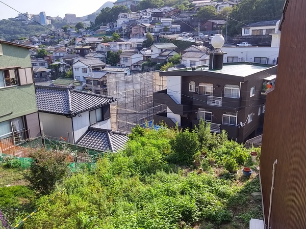 3階建の家ができるまで(2)