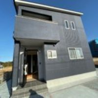 3LDK黒い外壁の家のサムネイル