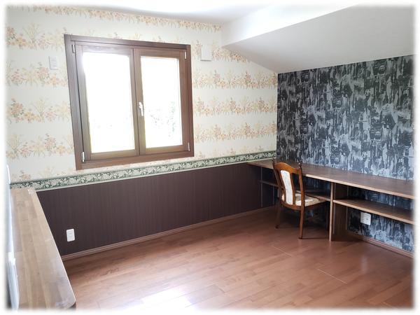 木製サッシの家、イタリカ!⑦