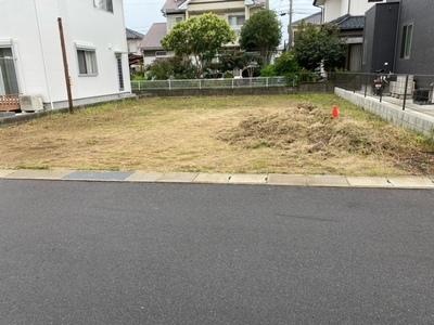 草刈りの続き